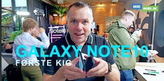 Galaxy Note 10 video