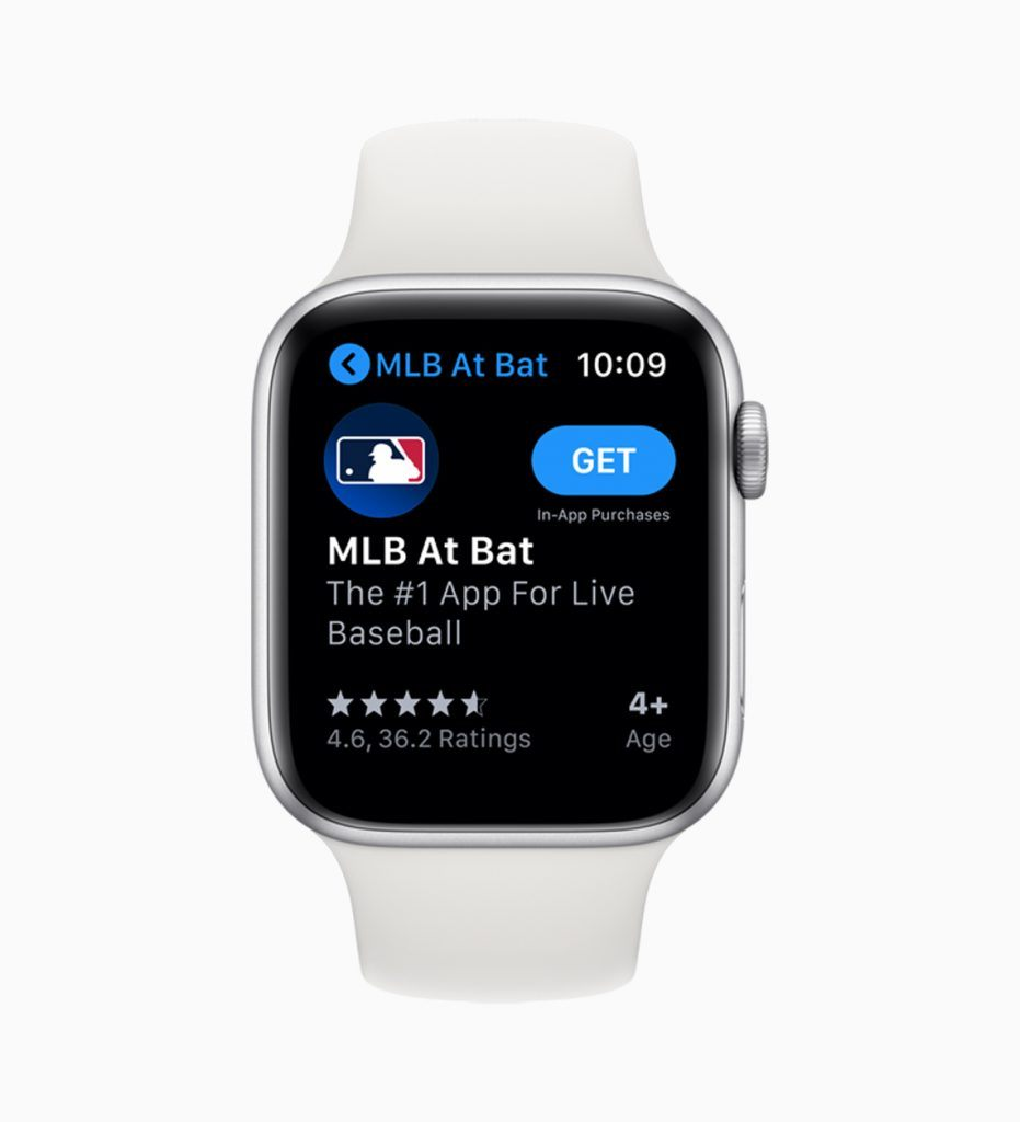 App Store i watchOS 6 (Foto: Apple)