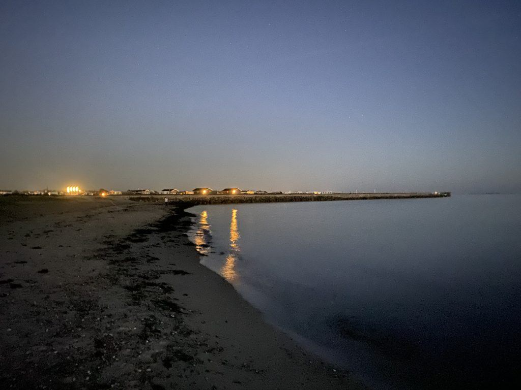 iPhone 11 Pro Max i night-mode (Foto: MereMobil)