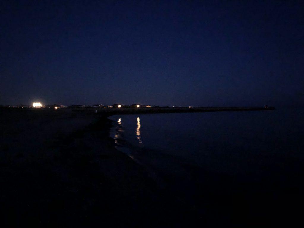 iPhone X uden brug af night-mode (Foto: MereMobil)