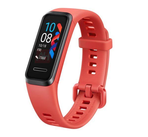 Billede af fitnessarmbånd fra Huawei (Kilde: Android Headlines)