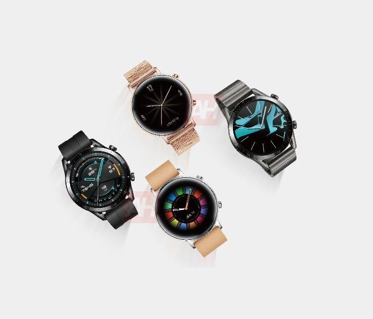 Billede af Huawei Watch GT 2 fra Huawei (Kilde: Android Headlines)