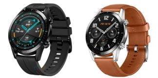 Huawei Watch GT 2 lækket af Roland Quandt (Kilde: wmpoweruser.com)