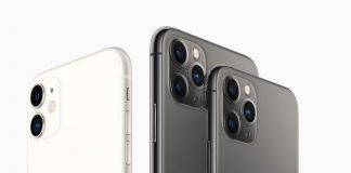 iPhone 11 og iPhone 11 Pro