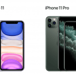 iPhone 11 Pro Max og iPhone 11