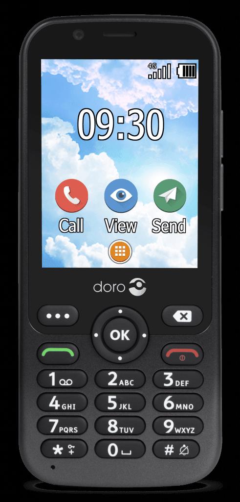 Doro 7011 (Foto: Doro)