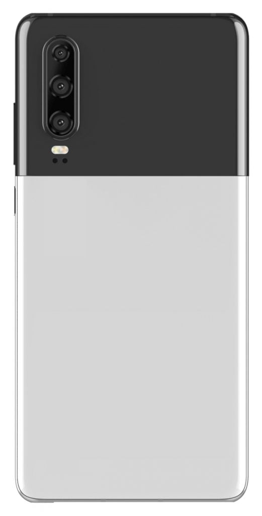 Dual Tone design for Huawei P30 (Foto: Euipo)