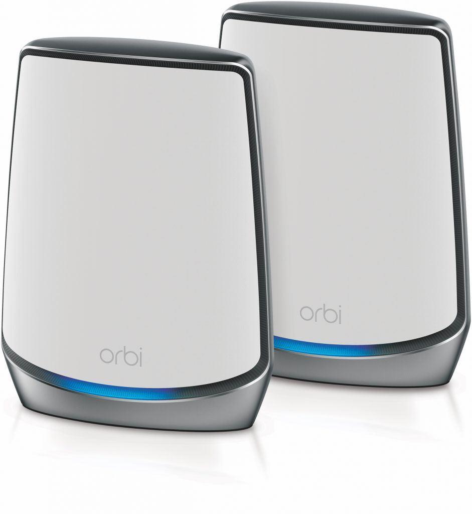 Orbi WiFi 6 Mesh System, RBK852