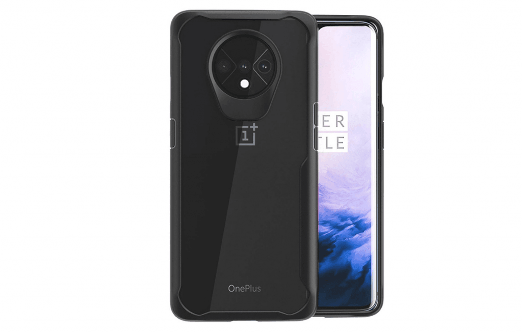 Er dette OnePlus 7T? (Foto: Pocketnow.com)