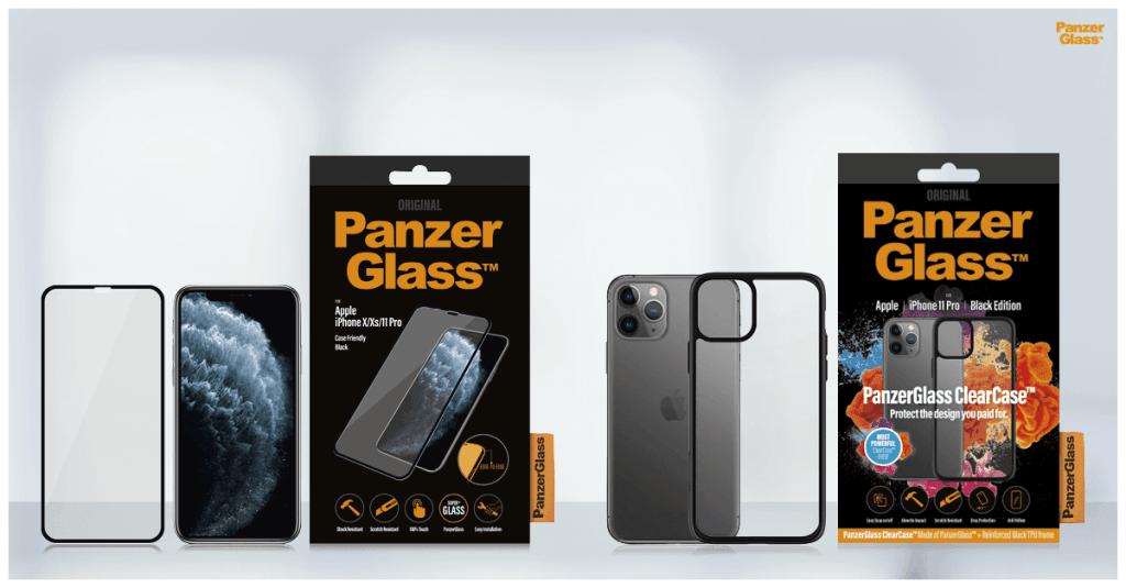 Skærmbeskyttelse til iPhone 11-serien
