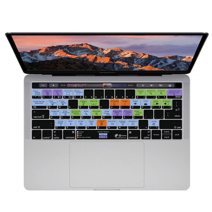 Tastatur-cover med genveje