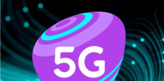 Telia 5G logo fra Finland (Foto: Telia)