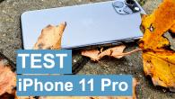 TEST: Den bedste batteritid nogensinde, fantastiske low-light-billeder, hurtigopladning og et kæmpe overskud. iPhone 11 Pro sætter ny standard for dine forventninger til en iPhone.