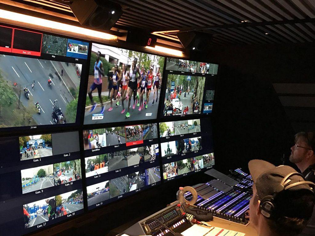 Deutsche Telecom tester 5G til live video fra Berlin Maraton (Foto Deutsche Telecom)