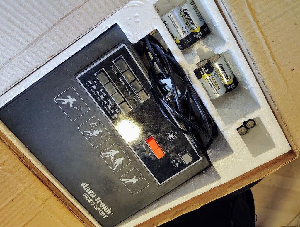 Dana Tronic maskine