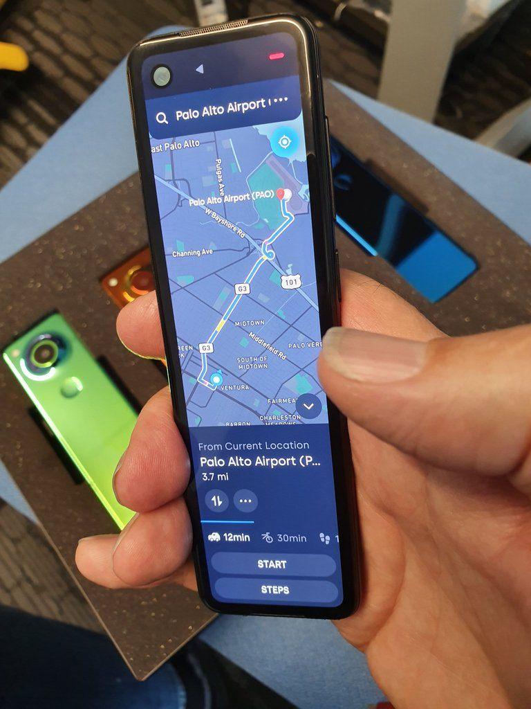 Nyt alternativt smartphone-design fra Essentiel