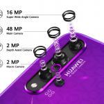 Nova 5T kameraer