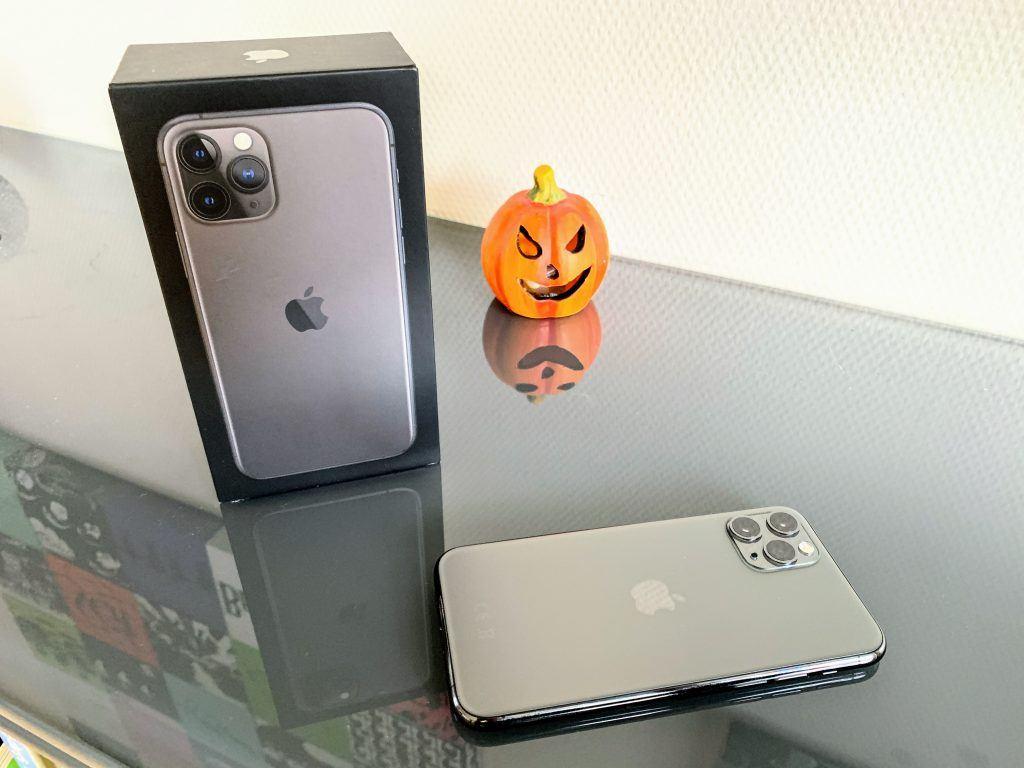 iPhone 11 Pro test