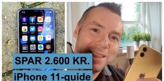 iPhone 11 købsguide
