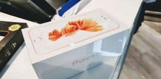 iPhone 6S salgsæske