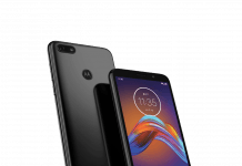 Motorola Moto E6 Play (Foto: Motorola)