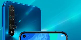 Nova 5T i blå