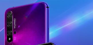 Nova 5T i purple