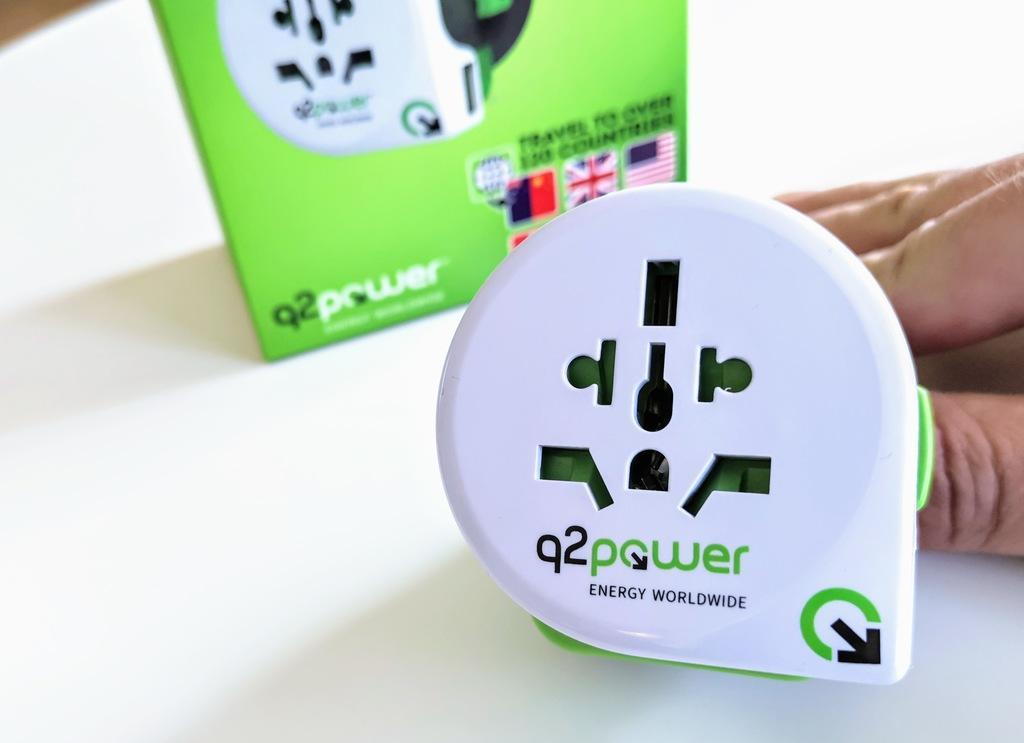 QdapterUSB, Q2power