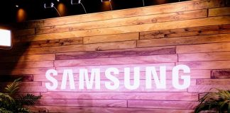 Samsung logo 2019