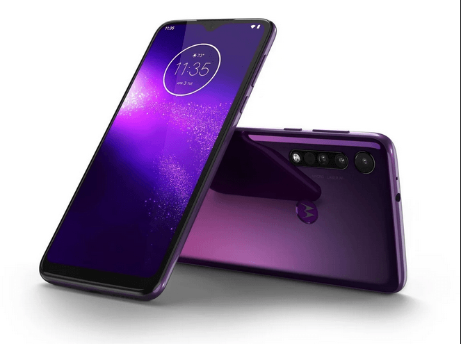 Motorola One Macro (Foto: Motorola)