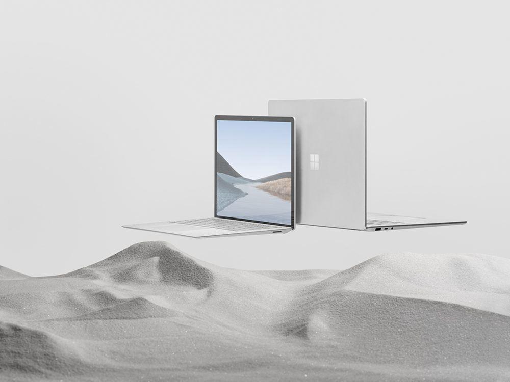 Surface Laptop 3 (Foto: Microsoft)