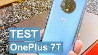 TEST: Skærm-grafikken er super flydende, men udløser et højt strømforbrug. Du får en god telefon med flere irritationsmomenter. Læs testen af OnePlus 7T.