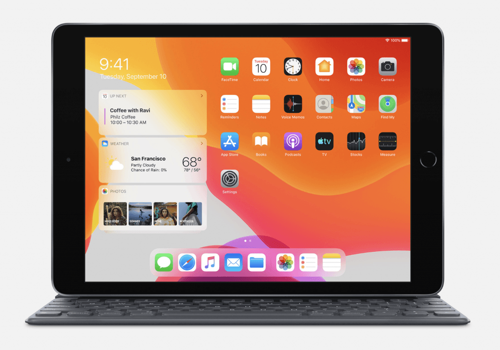 "iPad 10.2"", 2019, test"