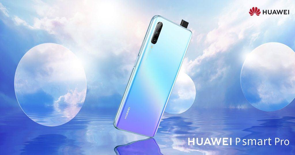 Huawei P Smart Pro (Foto: Huawei)