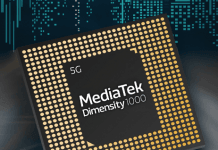 MediaTek Dimensity 1000 chip
