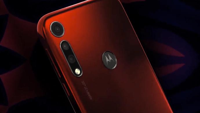Billeder af Motorola Moto G8 fra promotion video (Kilde: EvLeaks)