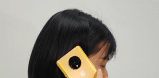 OnePlus 7T afsløret i en guldvariant, der aldrig blev lanceret, af designer i OnePlus (Kilde: Ice Univerce/Twitter)