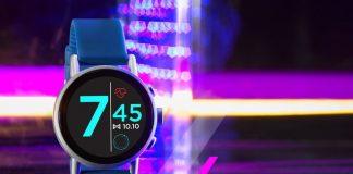 Billede af smartwatch - måske OnePlus Watch (Kilde: PhoneArena.com)