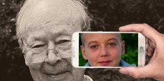 Ældre smartphones senior