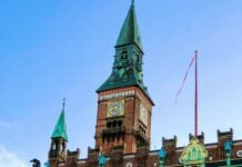 Københavns rådhus, rådhustårnet