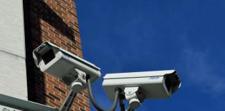 CCTV overvågning kameraer