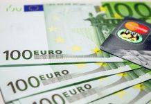 Euro Penge Visa
