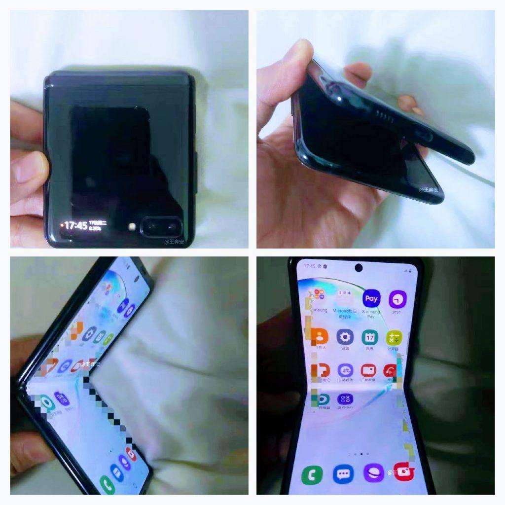 Samsungs klaptelefon