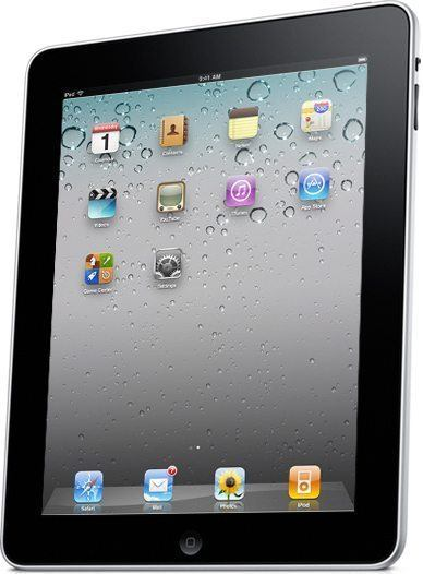 iPad, 1st gen, 2010