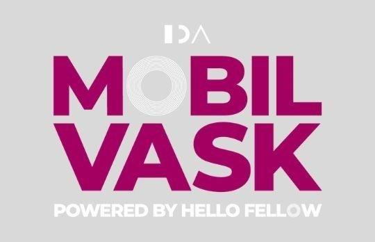 Mobilvask (Foto: Interesseorganisationen IDA)