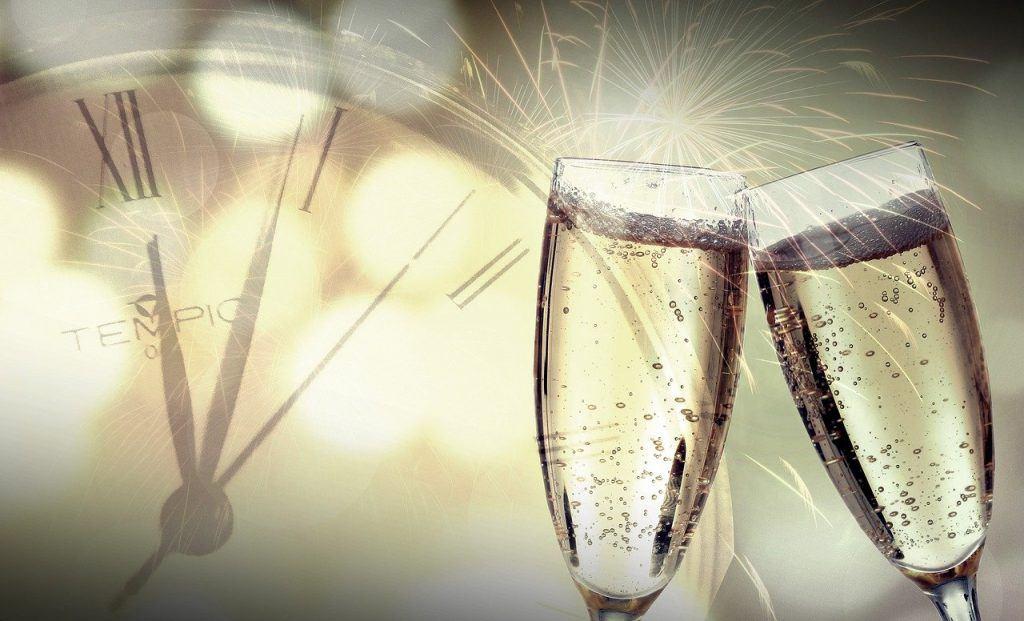 Godt nytår 2020 (Foto: PIxabay.com)