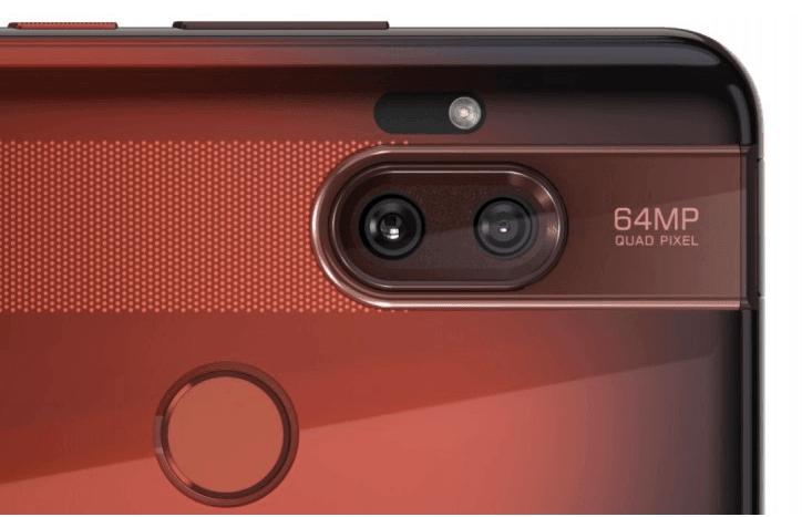 Motorola One Hyper lækket før lanceringen (Kilde: GSMArena.com)