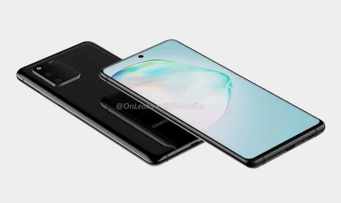 Samsung Galaxy S10 Lite / Galaxy A91 (Foto: @OnLeaks / 91mobiles.com)
