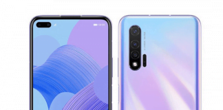 Huawei Nova 6 5G (Foto: Huawei)