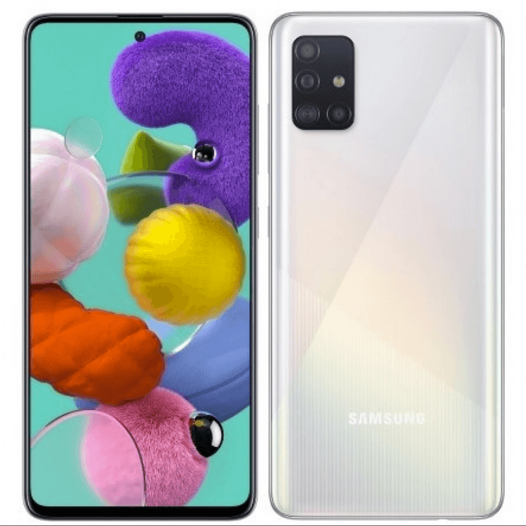 Samsung Galaxy A51 (Foto: Samsung / GSMArena.com)
